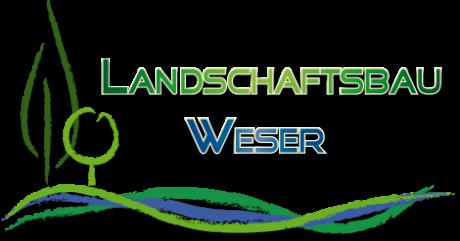 Landschaftsbau Weser Logo